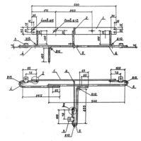 Кронштейн Р-6 (3.407.1) 3,2 кг